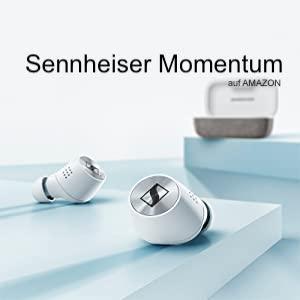 Die Sennheiser Momentum True Wireless 2 überzeugen als Bluetooth-Kopfhörer insbesondere durch eine gute Musikqualität